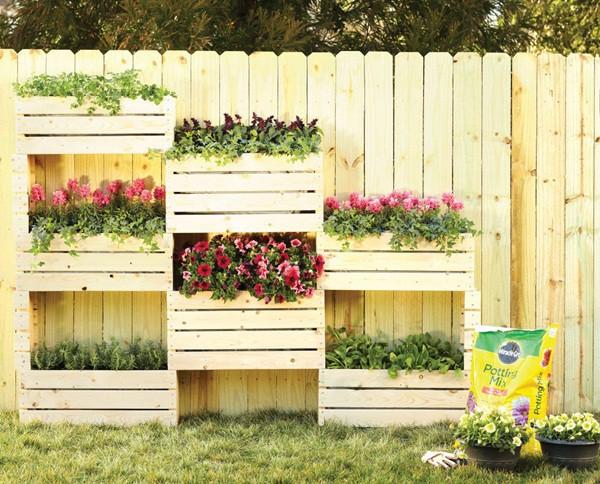 30 ý tưởng trang trí nhà đẹp bằng hoa (24)