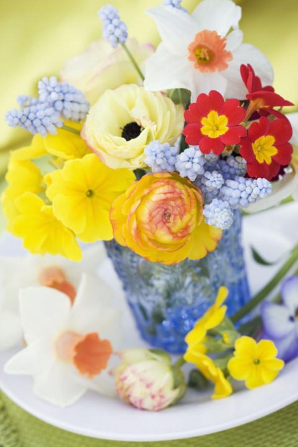 30 ý tưởng trang trí nhà đẹp bằng hoa (26)