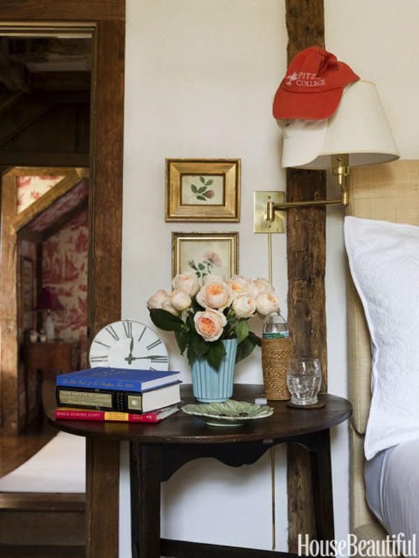 30 ý tưởng trang trí nhà đẹp bằng hoa (3)