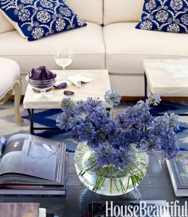 30 ý tưởng trang trí nhà đẹp bằng hoa (6)