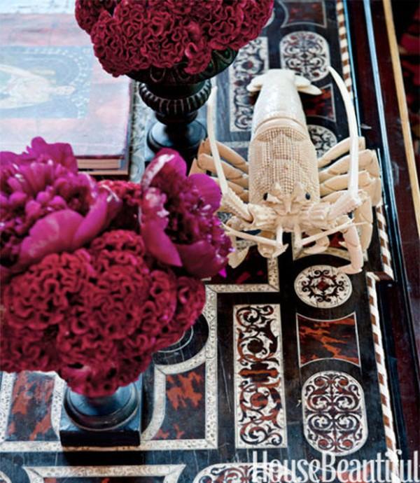 30 ý tưởng trang trí nhà đẹp bằng hoa (8)