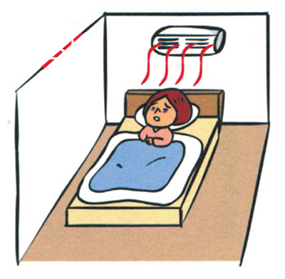 8 fatal errors when sleeping bedding (5)
