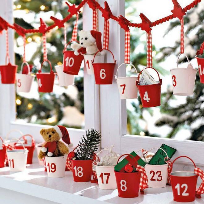 Các ý tưởng hay ho trang trí cửa sổ mừng Giáng sinh - Nhà Đẹp Số (11)