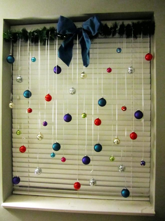 Các ý tưởng hay ho trang trí cửa sổ mừng Giáng sinh - Nhà Đẹp Số (2)