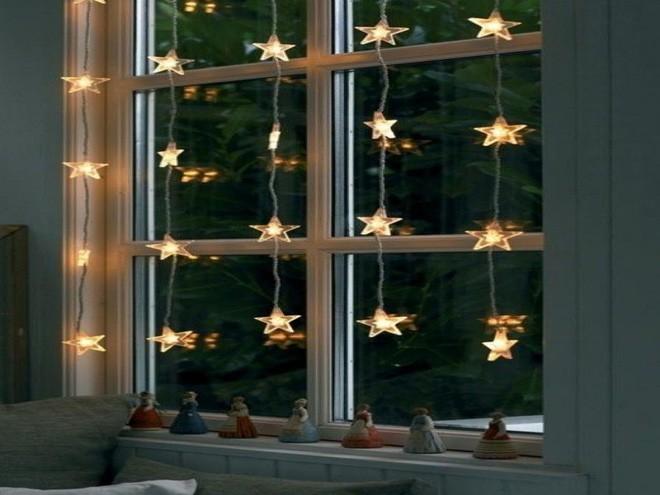 Các ý tưởng hay ho trang trí cửa sổ mừng Giáng sinh - Nhà Đẹp Số (5)