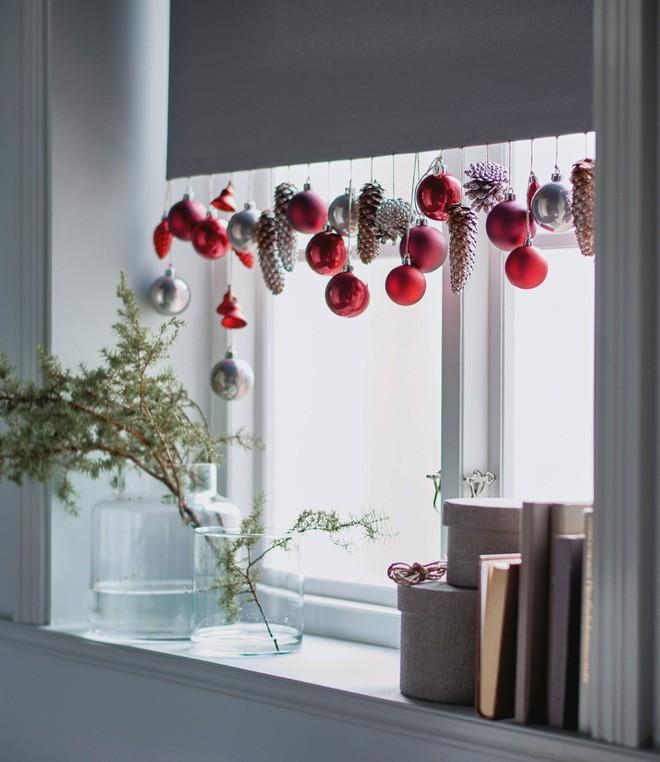 Các ý tưởng hay ho trang trí cửa sổ mừng Giáng sinh - Nhà Đẹp Số (6)