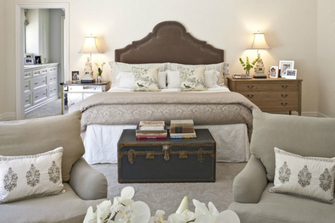 Các ý tưởng trang trí tường đầu giường phòng ngủ thêm lung linh - Nhà Đẹp Số (10)