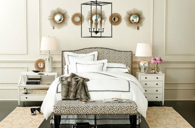 Các ý tưởng trang trí tường đầu giường phòng ngủ thêm lung linh - Nhà Đẹp Số (6)