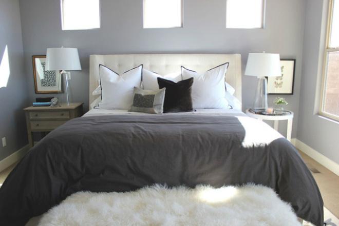 Các ý tưởng trang trí tường đầu giường phòng ngủ thêm lung linh - Nhà Đẹp Số (7)