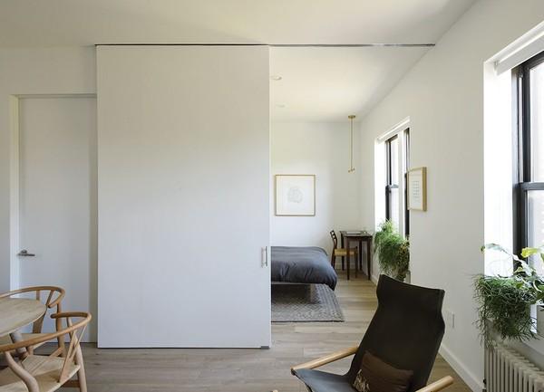 Cách cơi nới diện tích cho không gian nhà chật (3)