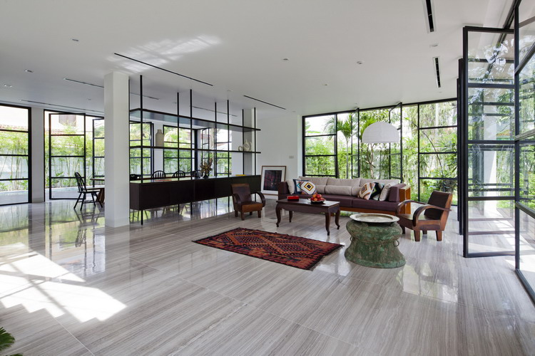 Beautiful villa in Thao Dien, District 2 after renovation - Beautiful House No. (15)
