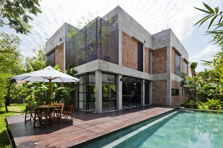 Căn biệt thự đẹp như mơ ở Thảo Điền, quận 2 sau cải tạo - Nhà Đẹp Số (2)