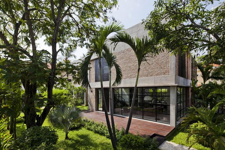 Căn biệt thự đẹp như mơ ở Thảo Điền, quận 2 sau cải tạo - Nhà Đẹp Số (3)