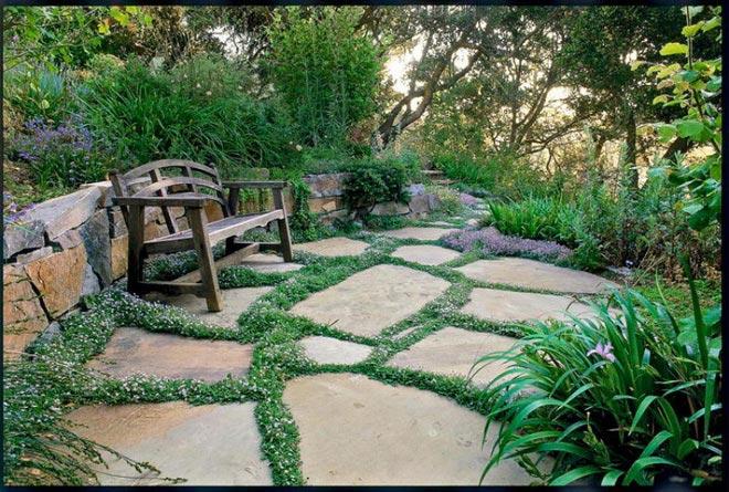 Làm mới sân vườn bằng 18 ý tưởng đơn giản - Nhà Đẹp Số (10)