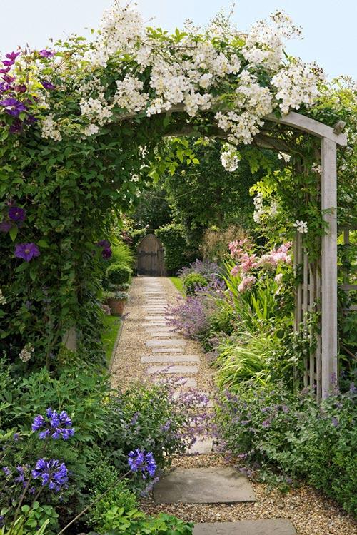 Làm mới sân vườn bằng 18 ý tưởng đơn giản - Nhà Đẹp Số (6)