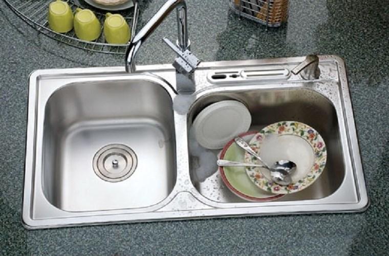 Làm sạch đồ dùng phòng bếp bằng thép không gỉ cần chú ý 5 điều này - Nhà Đẹp Số (1)