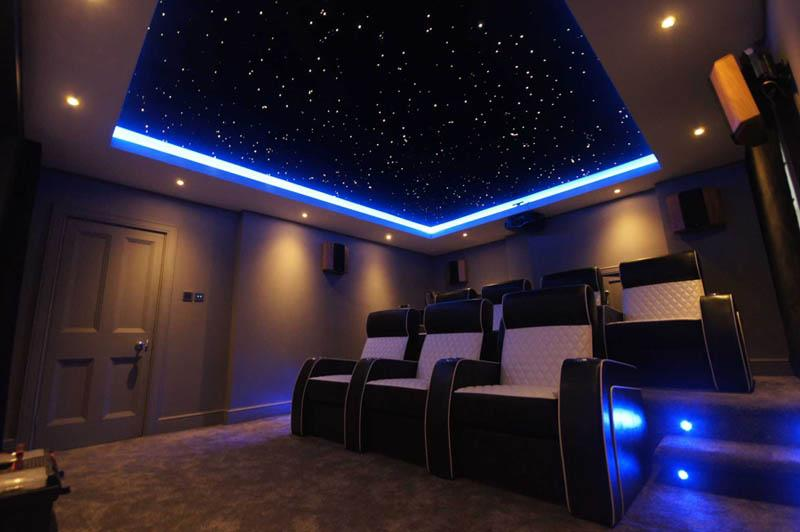 Mê mẩn những thiết kế trần nhà 3D sống động như thật - Nhà Đẹp Số (9)