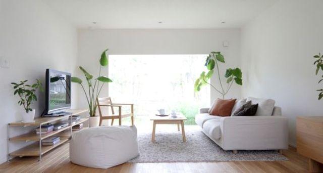 Những lưu ý khi thiết kế phòng khách theo phong cách tối giản của người Nhật - Nhà Đẹp Số (4)