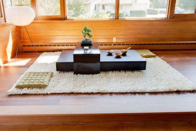 Những lưu ý khi thiết kế phòng khách theo phong cách tối giản của người Nhật - Nhà Đẹp Số (5)