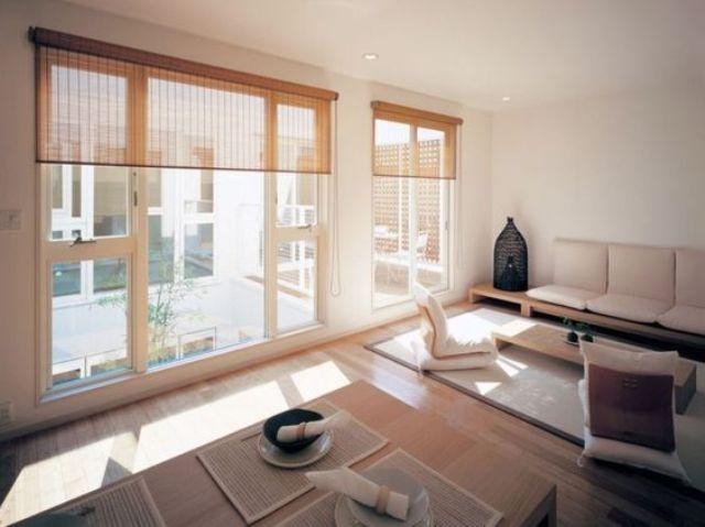Những lưu ý khi thiết kế phòng khách theo phong cách tối giản của người Nhật - Nhà Đẹp Số (6)