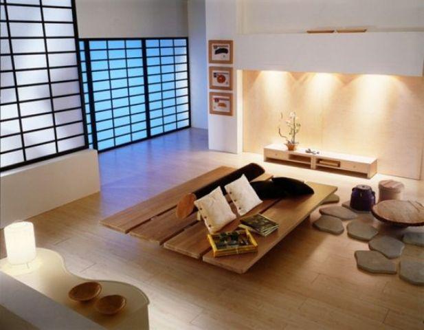 Những lưu ý khi thiết kế phòng khách theo phong cách tối giản của người Nhật - Nhà Đẹp Số (8)