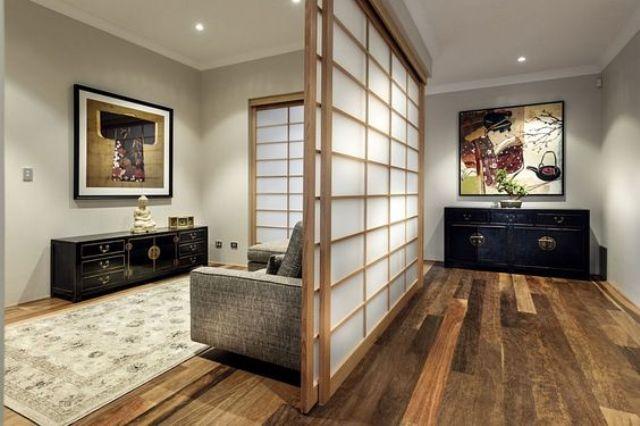 Những lưu ý khi thiết kế phòng khách theo phong cách tối giản của người Nhật - Nhà Đẹp Số (9)