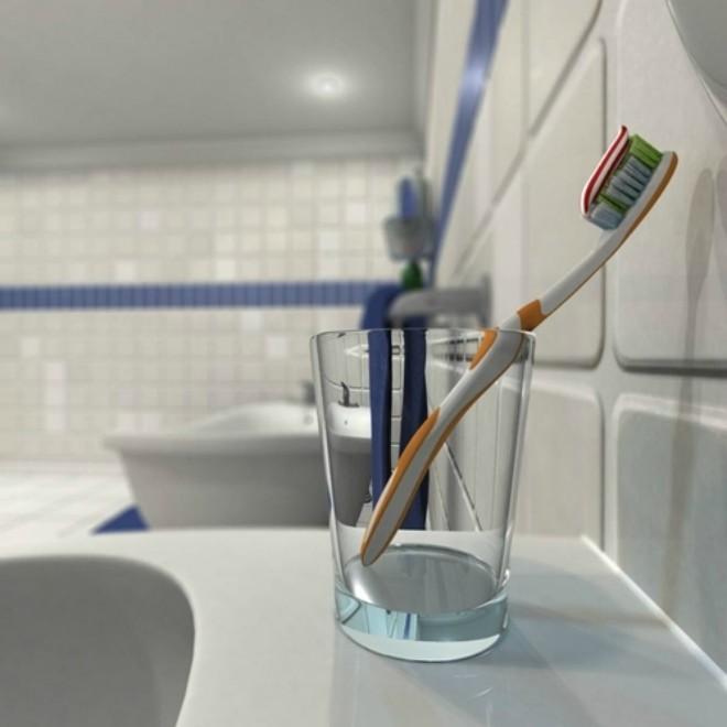 """Phòng tắm trở thành """"ổ"""" vi khuẩn chỉ vì 6 lỗi sai này (1)"""