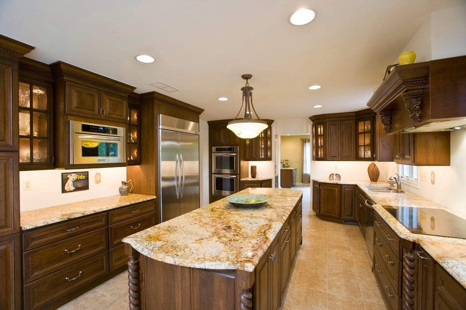 Phong thủy phòng bếp về màu và chất liệu mà bạn nên biết - Nhà Đẹp Số (11)