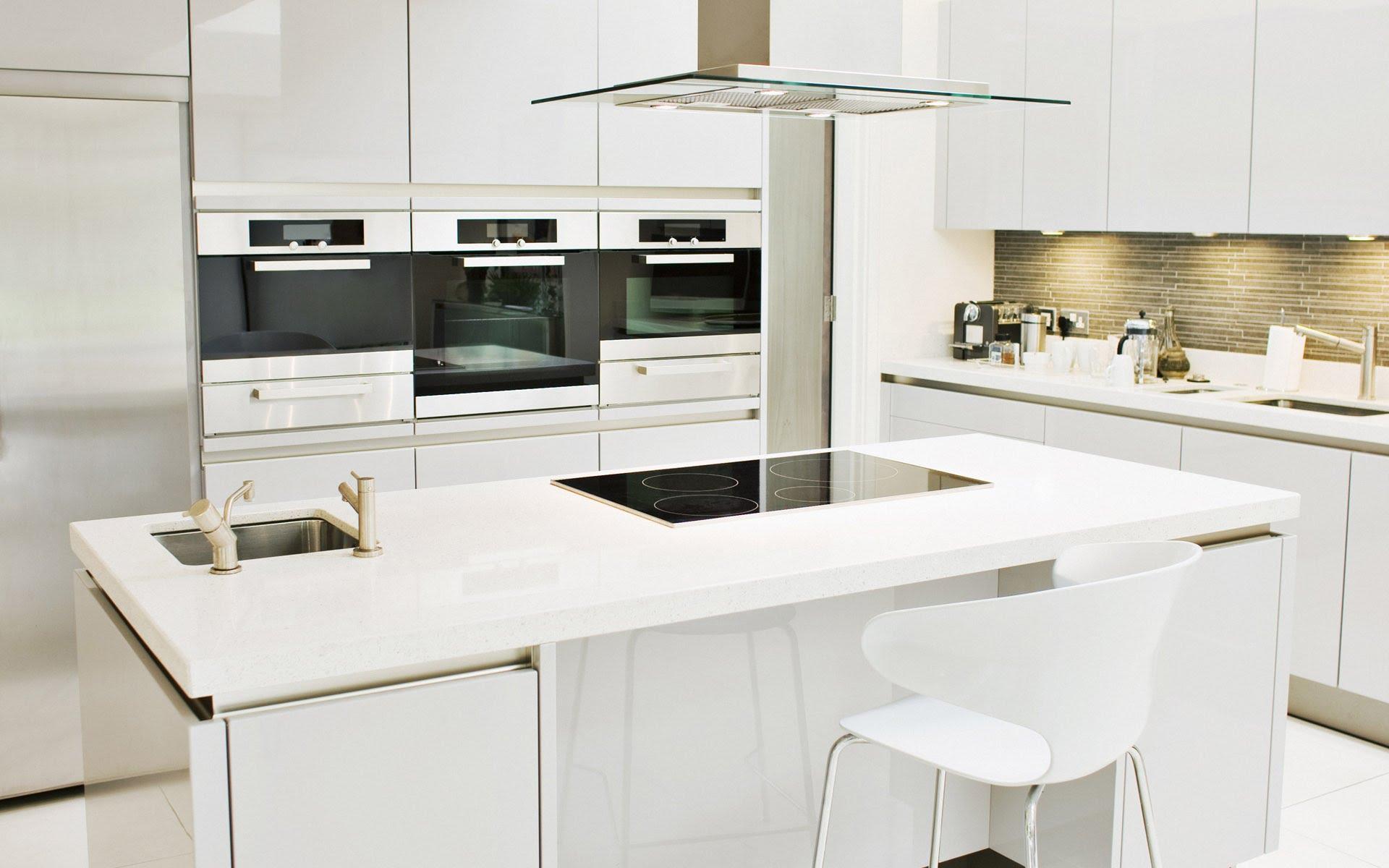 Phong thủy phòng bếp về màu và chất liệu mà bạn nên biết - Nhà Đẹp Số (2)