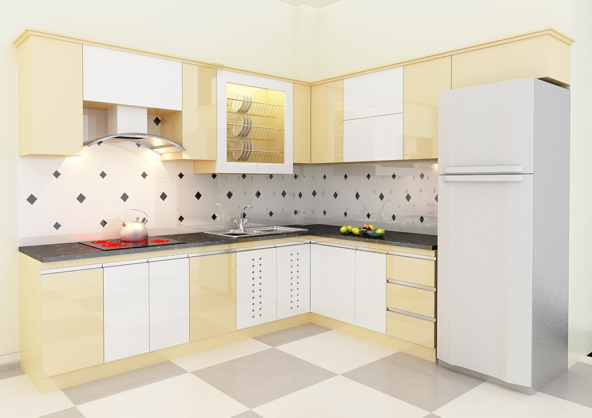 Phong thủy phòng bếp về màu và chất liệu mà bạn nên biết - Nhà Đẹp Số (3)