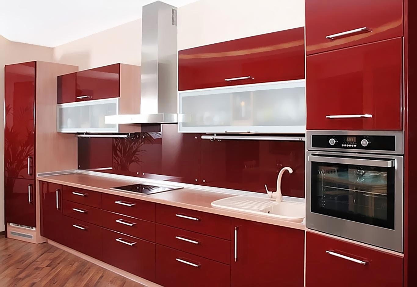 Phong thủy phòng bếp về màu và chất liệu mà bạn nên biết - Nhà Đẹp Số (6)