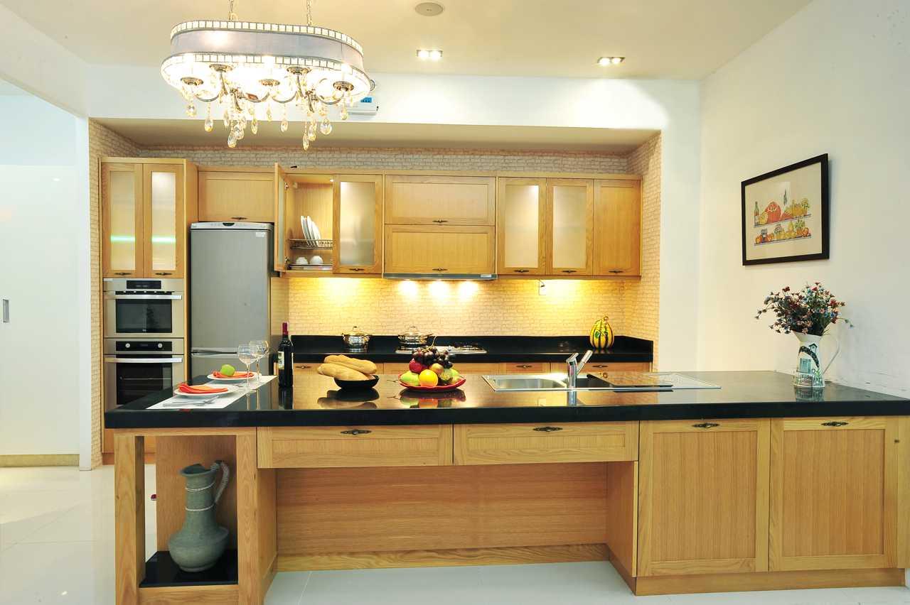 Phong thủy phòng bếp về màu và chất liệu mà bạn nên biết - Nhà Đẹp Số (8)