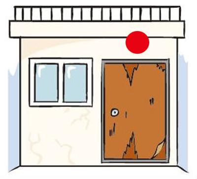 Thiết kế cửa ra vào và 7 lỗi tối kỵ (1)