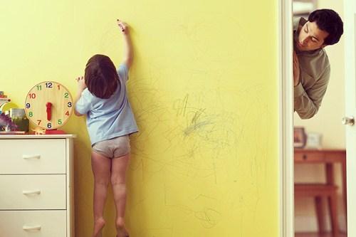 Tường nhà sạch bóng như mới chỉ bằng những nguyên liệu dễ tìm - Nhà Đẹp Số (1)