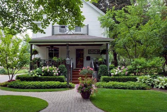 11 cách trang trí sân vườn đẹp hợp xu hướng - Nhà Đẹp Số (4)