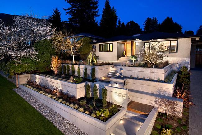 11 cách trang trí sân vườn đẹp hợp xu hướng - Nhà Đẹp Số (5)