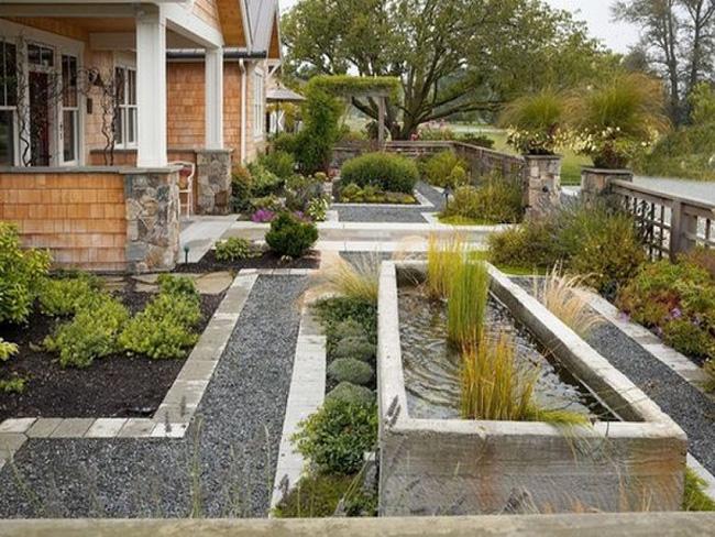 11 cách trang trí sân vườn đẹp hợp xu hướng - Nhà Đẹp Số (7)