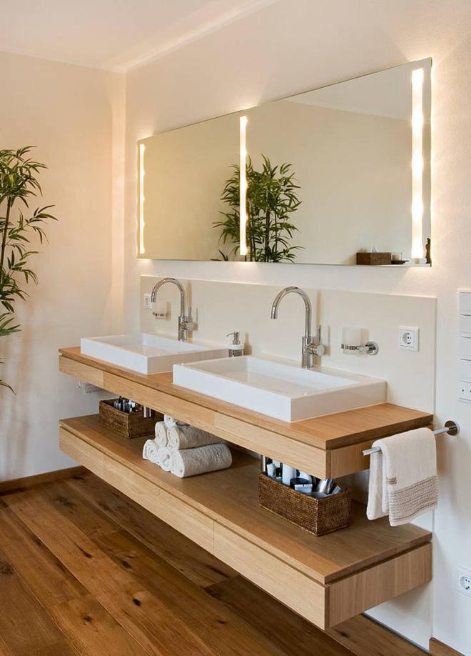 Các mẫu bồn rửa đẹp đến từng cen-ti-mét cho phòng tắm thêm sang trọng - Nhà Đẹp Số (12)