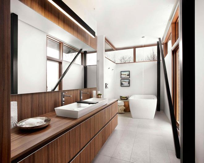 Các mẫu bồn rửa đẹp đến từng cen-ti-mét cho phòng tắm thêm sang trọng - Nhà Đẹp Số (3)
