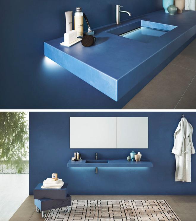 Các mẫu bồn rửa đẹp đến từng cen-ti-mét cho phòng tắm thêm sang trọng - Nhà Đẹp Số (5)