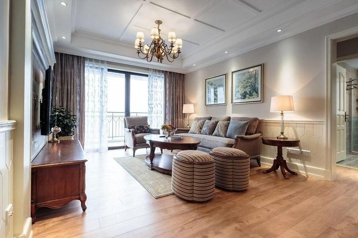 Các nguyên tắc khi đặt ghế sofa trong không gian phòng khách - Nhà Đẹp Số (10)