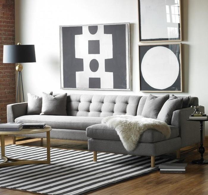 Các nguyên tắc khi đặt ghế sofa trong không gian phòng khách - Nhà Đẹp Số (14)