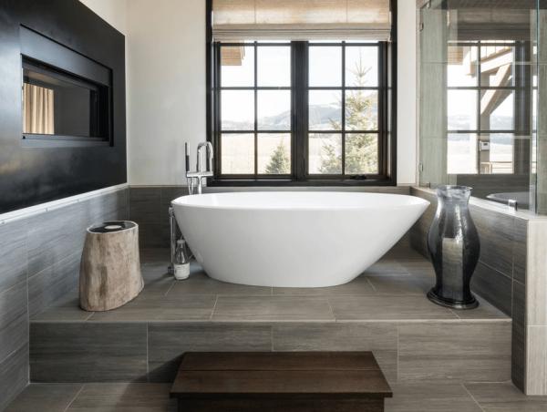 Các ý tưởng trang trí phòng tắm đẹp theo phong cách tối giản - Nhà Đẹp Số (3)