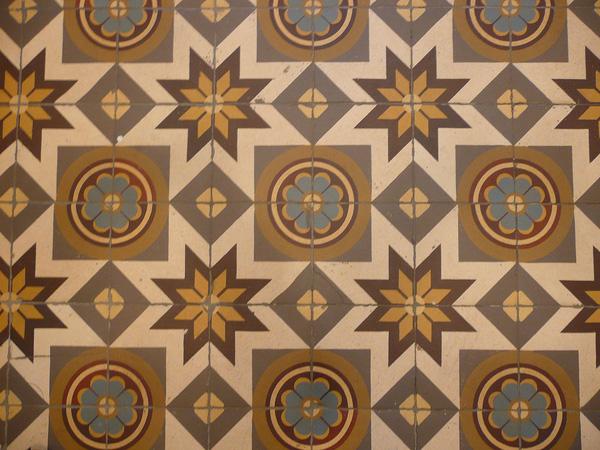 """Đôi nét về gạch bông - """"nữ hoàng"""" vật liệu trang trí nội thất nhà đẹp - Nhà Đẹp Số (3)"""