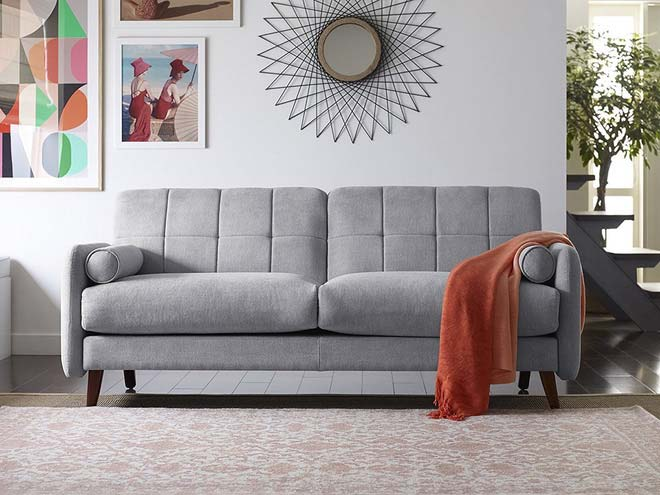Ghế sofa phong cách Midcentury Modern