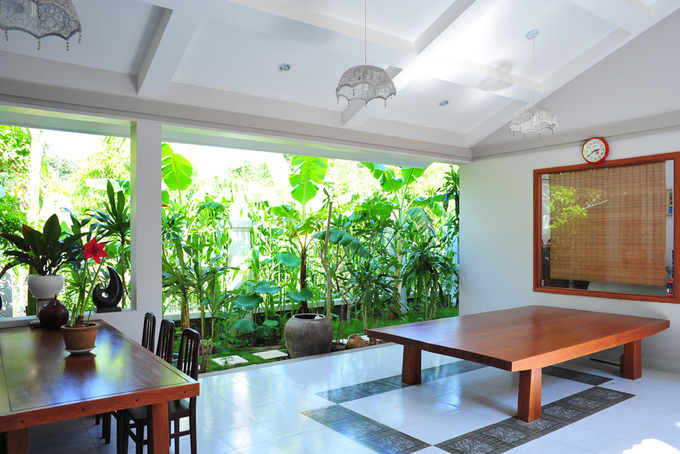 Delightful villa in a 1-storey villa in Tra Vinh - Beautiful House Number (9)