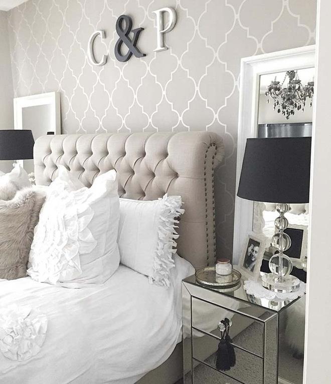 Không gian phòng ngủ thêm tiện nghi với các mẫu bàn đầu giường đẹp - Nhà Đẹp Số (6)