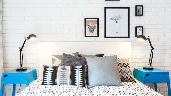 Không gian phòng ngủ thêm tiện nghi với các mẫu bàn đầu giường đẹp - Nhà Đẹp Số (9)