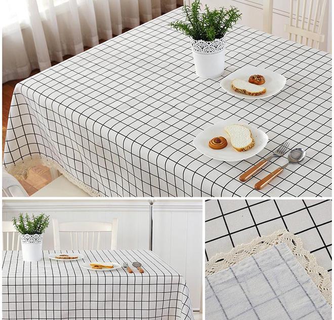 Làm mới bàn ăn gia đình bằng những chiếc khăn trải bàn siêu xinh - Nhà Đẹp Số (10)