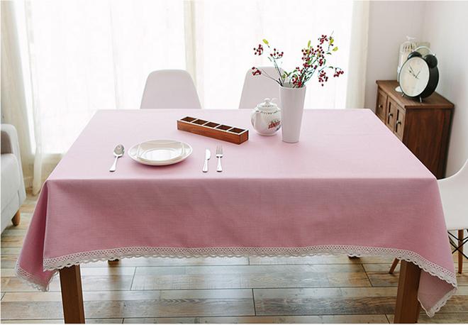 Làm mới bàn ăn gia đình bằng những chiếc khăn trải bàn siêu xinh - Nhà Đẹp Số (5)